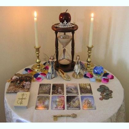 Таро на круглом столе