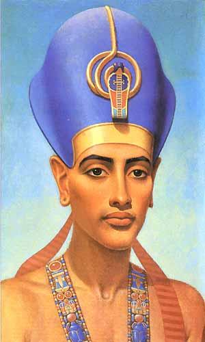 Гипотезы  Отче Наш от фараона Эхнатона